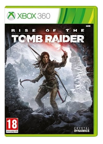 Rise of the Tomb Raider XB360
